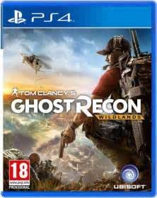 Tom Clancys Ghost Recon Wildlands (PS4) (Original Version)