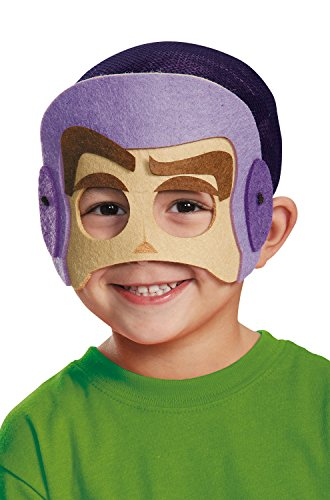 Disguise Buzz Lightyear Felt Child Mask-