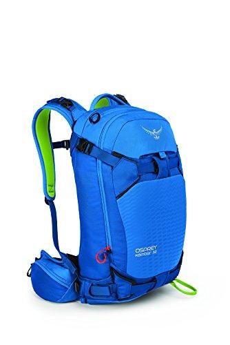 Osprey Packs Men's Kamber 32 Ski Pack, Cold Blue, Medium/Large