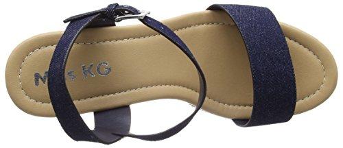 Miss KG Women's Paulina Open-Toe Sandals Blue (Blue) classic sale online 79XpwhKqX