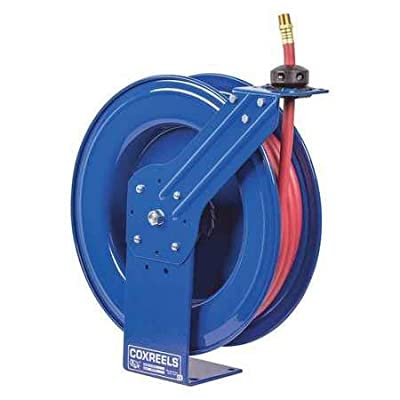 "3/4"" x 50 ft. Spring Driven Hose Reel"