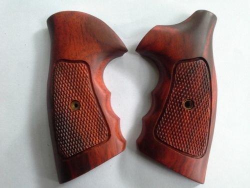 Rosewood-B314-Rossi-Grips-Revolvers-Gun-Handgun-Handmade