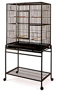 5. Mcage Large Cage with Removable Stand