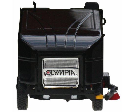 Olympia Ice Resurficer - All Black