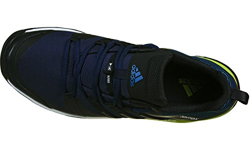 adidas Unisex-Erwachsene Terrex Trail Cross SL Turnschuhe, Schwarz collegiate navy/c black/unity lime f16