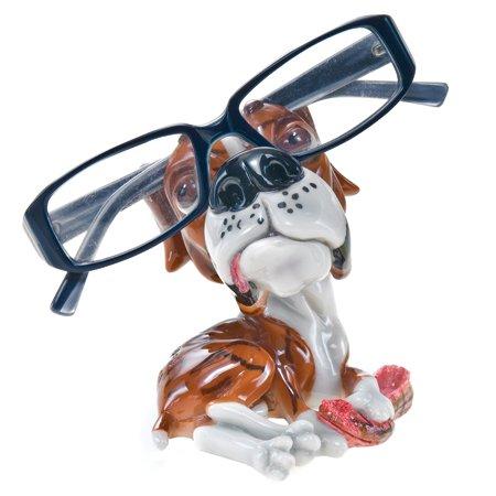 Boxer Eyeglass Holder