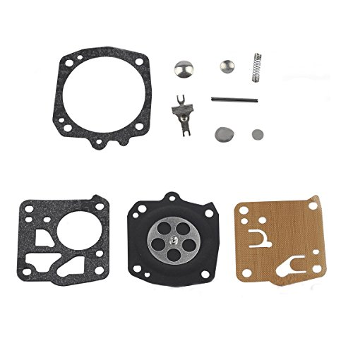 Savior Carburetor Carb Rebuild Kit for Tillotson RK-23HS Stihl 031 AV Jonsered 625 630 670 Husqvarna 61 266 268 272 281 288 Chainsaw (Carburetor Tillotson)