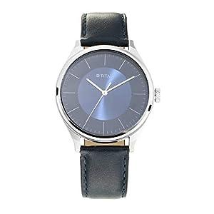 Titan Neo Economy Analog Red Dial Men's Watch-1802SL06 / 1802SL06
