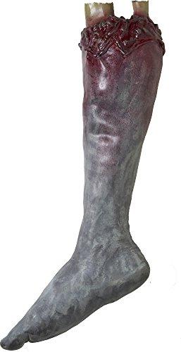 Forum Novelties Severed Leg Zombie, (Gory Halloween Party Food)