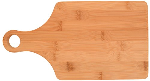Chef in Training Youth Childrens Beginner Cooking Gift Paddle Shaped Bamboo Cutting Board Bamboo by Gifts For Value (Image #2)