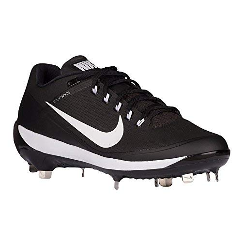 Nike Men s Air Clipper 17 Metal Baseball Cleats (Black White b173e41fa04