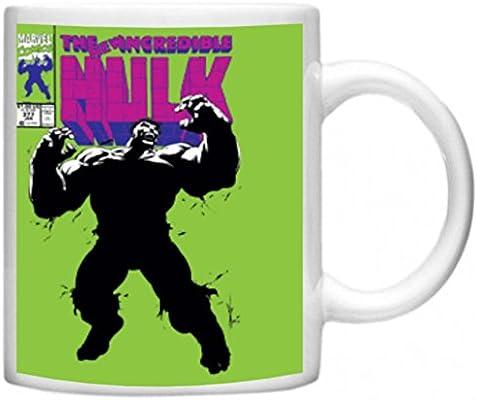 Hulk, Retro de Hulk de silueta de diseño de estilo impresión en ...