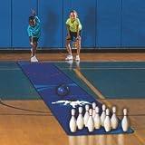 Strikes ¡®n Spares Bowling Carpet, 30ft Long
