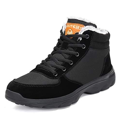 Pastaza Botas de Nieve Hombre Mujer Invierno Botines Outdoor Trekking Zapatos Forro Piel Sneakers: Amazon.es: Zapatos y complementos