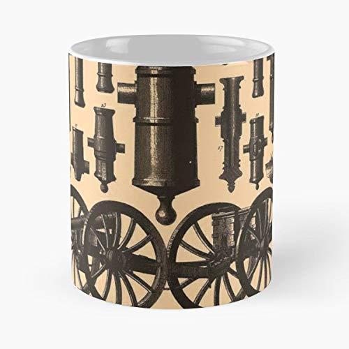 Cannons Hi - Morning Coffee Mug Ceramic Best Gift