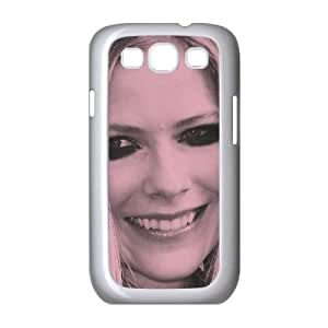 avril lavigne 48 Samsung Galaxy S3 9300 Cell Phone Case White yyfD-312463