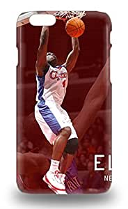 Iphone Cover 3D PC Soft Case NBA Los Angeles Clippers Elton Brand #42 Protective 3D PC Soft Case Compatibel With Iphone 6 ( Custom Picture iPhone 6, iPhone 6 PLUS, iPhone 5, iPhone 5S, iPhone 5C, iPhone 4, iPhone 4S,Galaxy S6,Galaxy S5,Galaxy S4,Galaxy S3,Note 3,iPad Mini-Mini 2,iPad Air )