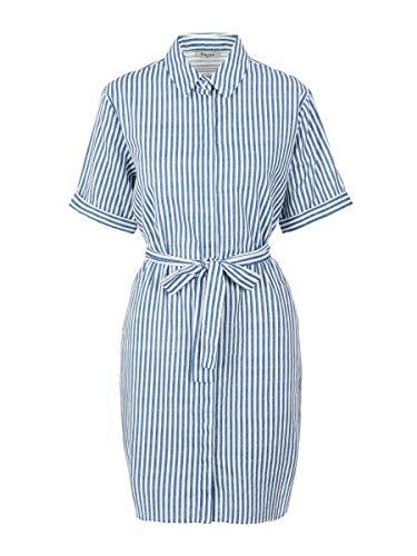 Pieces Pcaggi 2/4 Shirt Dress Sa Bc dames Gekleed