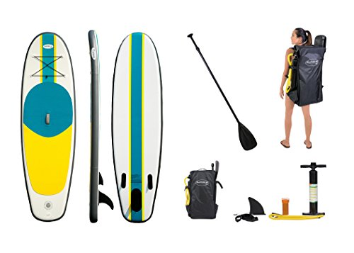 Blue Water Toys PL-10304-SUPInflatable SUP, 10' by Blue Water Toys