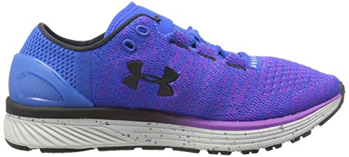 Under Armour UA W Charged Bandit 3, Zapatillas de Running Para Mujer Azul (Ultra Blue)
