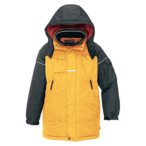 秋冬物 AITOZ アイトス 防寒コート AZ-6060 019イエロー×ブラック M B00AIDAQOO M イエロー×ブラック イエロー×ブラック M