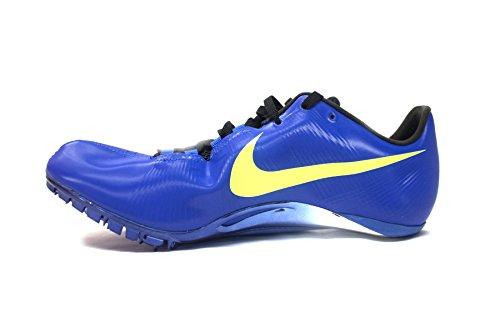 Nike Zoom Ja Fly Track Tacchetti Royal / Green