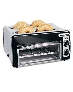 Hamilton Beach 24708 Toastation 4-Slice Toaster and Oven