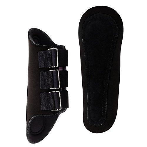 (Weaver Classic Splint Boots Large Black)