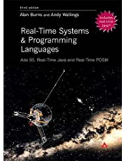 Real-Time Systems and Programming Languages: Ada 95, Real-Time Java and Real-Time POSIX (3rd Edition)