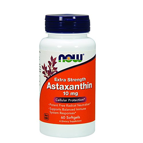 NOW Astaxanthin Extra Strength Softgel