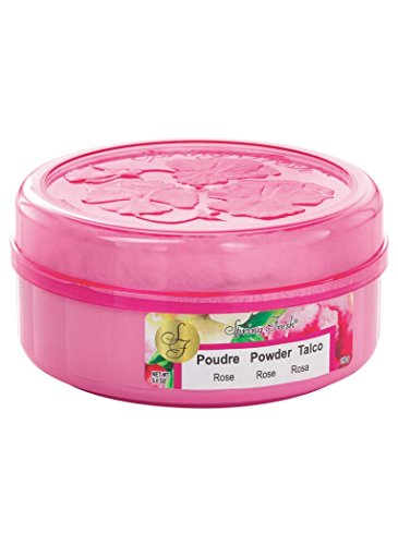 - Spring Fresh Rose Dusting Powder