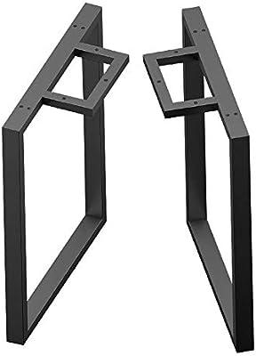 HXBH Patas de los muebles - doble soporte de pata de mesa de ...