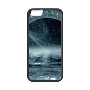 DIY Stylish Printing Stargate Atlantis Cover Custom Case For iPhone 6 Plus 5.5 Inch V6Q713022