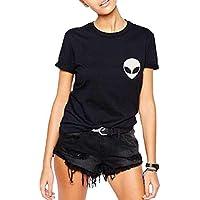 Camiseta Alien Feminino