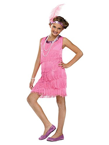 Fun World Costumes Baby Girl's Flapper Toddler Costume – The Super Cheap