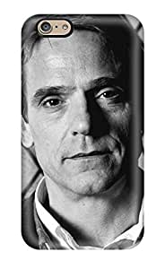 Best 3825678K33041653 Tpu Case Skin Protector For Iphone 6 Jeremy Irons With Nice Appearance