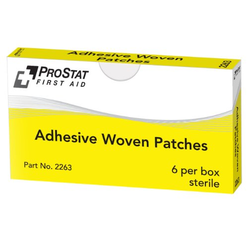 Frontline 2263 Sterile Heavy Woven Adhesive Patch Bandage, 4