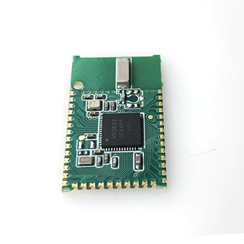 BLE5.0 Wireless Data Transmission Bluetooth Module nRF52832 with Build-in ceramics antenna for Bluetooth printer/Sports /Smart home//Medical equipment by JINOU/OEM (Image #2)