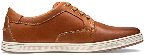 Pictures of JOUSEN Men's Casual Shoes Business Oxford Leather Classic Casual Oxford Shoes 5