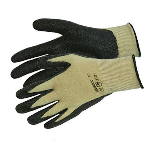 Silverline 598485 Kevlar Mix Nitrile Gloves One Size SLTL4