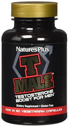 Natures Plus T Male Capsules Count product image