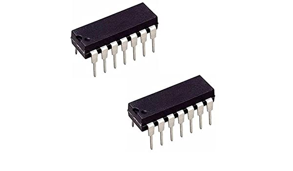 2 amplificadores LM348N Quad Operation C Op LM348 – ua741 IC: Amazon.es: Industria, empresas y ciencia