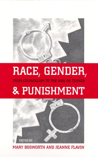 Book cover from Race, Gender, and Punishment: From Colonialism to the War on Terror (Critical Issues in Crime and Society (Paperback)) by Stephen A. McNallen