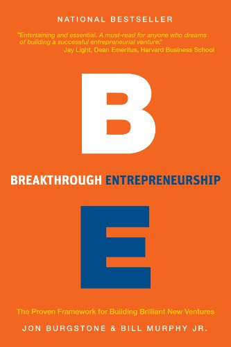 Amazon breakthrough entrepreneurship ebook bill murphy jr breakthrough entrepreneurship by murphy jr bill burgstone jon fandeluxe Gallery