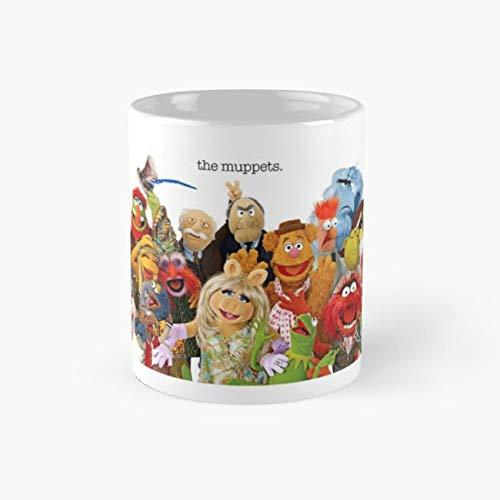 muppets Mug, muppets Funny Mugs, 11 Ounce Ceramic