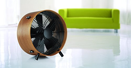 Stadler Form Otto African Sapele Wood Fan