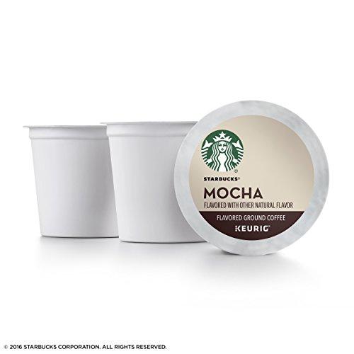 Starbucks Mocha, K-Cup for Keurig Brewers, 60 Count