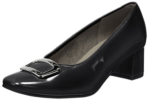 Jenny WoMen Mayenne Closed Toe Heels Black (Schwarz 77)