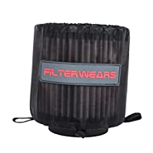 FILTERWEARS Pre-Filter K382K Water Repellent Fits K&N Air Filter HA-5000 HONDA TRX500/TRX650