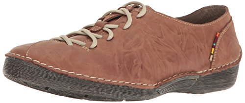 Spring Step Womens Carhop Fashion Sneaker Brown